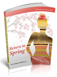 Coming Spring 2015! The resource on postpartum care for acupuncturists and TCM practitioners.